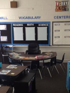 Love these ideas for setting up a classroom!
