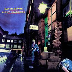 Alles over The Rise And Fall Of Ziggy Stardust And The Spiders From Mars Anniversary Edition) - David Bowie, CD Album en alle andere muziekalbums CD, Vinyl, LP… Greatest Album Covers, Iconic Album Covers, Classic Album Covers, Album David Bowie, David Bowie Ziggy, Angela Bowie, Bowie Ziggy Stardust, Lady Stardust, Ziggy Stardust Album Cover