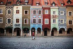 Merchant's House Poznan, Poland   by Erik Witsoe