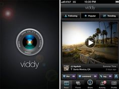 Viddy is Instagram for video.