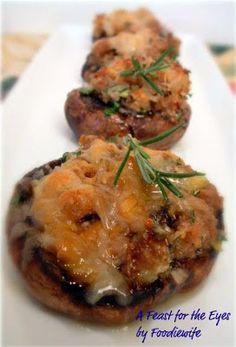 Ina Garten's Sausage Stuffed Mushrooms