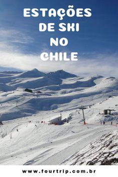 Estações de ski no Chile, quais escolher? #chile #ski #estacoesskichile
