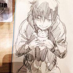 Rin and Kuro