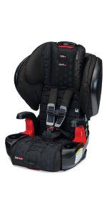 Britax Pioneer G11 Harness2Booster Car Seat with Travel Bag Static ...