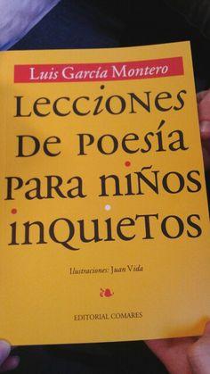 Lecciones de poesía...