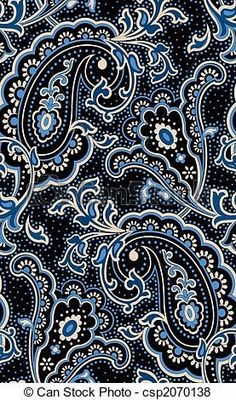 Paisley Flores sleeve fill in Design Textile, Textile Patterns, Textile Prints, Print Patterns, Lino Prints, Batik Pattern, Paisley Pattern, Pattern Art, Paisley Art