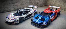 Lego Racers, Lego Room, Lego Technic, Lego Creations, Supercars, Legos, Ford, Christmas, Sports