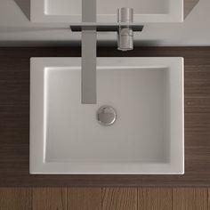 Vasque à poser Pure, 50x38 cm