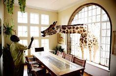 MT Kenya Safari Club   Fairmont Mount Kenya Safari Club: Hollywood in the wilds