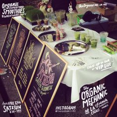 #LaCigale #FrenchMarkets #Parnell #TheOrganicMechanic