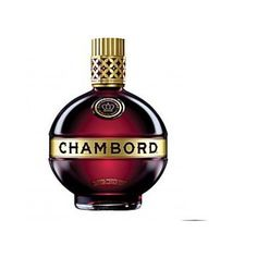 Chambord Black Raspberry Liqueur is modelled after a raspberry liqueur produced in the Loire Valley of France during the late century. The liqueur was said to have been introduced to Louis XIV during one of his visits to the Château de Chambord. Chambord Drinks, Chambord Liqueur, Raspberry Margarita, Raspberry Liqueur, Vodka, Tequila, Sour Grapes, Cocktails, Schnapps