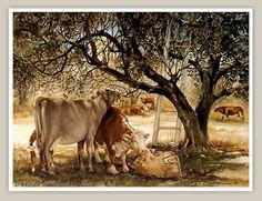The Apple Pickers ~ by Trisha Romance