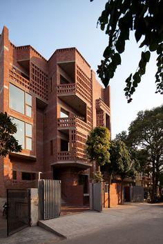 ARQA - Defence Colony Residence, New Delhi, India