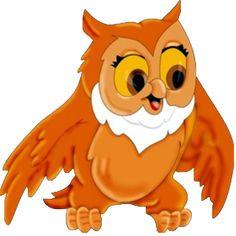 Cards for Kids Owl Images - Birds Clip Art Clip Art Pictures, Owl Pictures, Cartoon Birds, Cartoon Images, Owl Clip Art, Bird Clipart, Halloween Owl, Paper Owls, Owl Bird