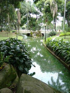 Lago do museu da Republica RJ