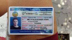 So bekommst Du deinen thailändischen Führerschein! Alles Infos was Du brauchst und machen musst auf einen Blick.