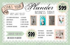 1000 images about plunder jewelry on pinterest host a for Plunder design compensation plan