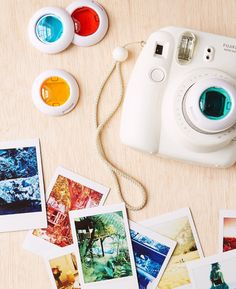Instax Mini colored filters