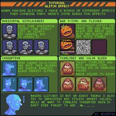 Pixel art tutorials Here are all the pixel art tutorials made by Pedro :D More info on his Patreon page! Article Saving and Exporting Pixel Art Article Working with Lines Jumping Article. Make Animated Gif, How To Make Animations, Game Design, Faire Du Pixel Art, Animation Pixel, How To Pixel Art, 8bit Art, Art Basics, Pixel Art Games