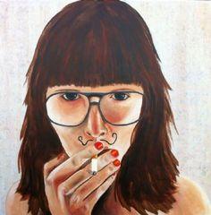Girl - by Lisbeth Sahl