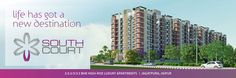 Shree ram Group has always been known for its world class constructions consisting of modern architecture with amazing options for leisure, entertainment, safety and security. This real estate company takes into account the smallest of details in constructing beautiful luxury apartments which are a delight.