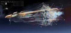 The Kick-Ass Space Art Of Dead Star