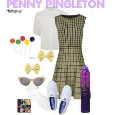 """Musical - Hairspray - Penny Pingleton"" by saraloveless22 on Polyvore"