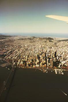 Aerial San Fran