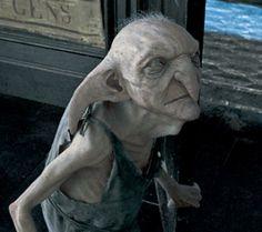 Harry Potter 7 - Kreacher the House Elf