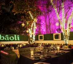 "USA - Miami: ""Baoli""restaurant & nightclub. for when you really want the best of the best and watch the sun come up!!"