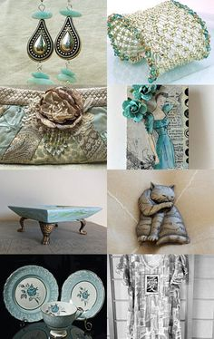 On a Pedestal by Jody Lee on Etsy--Pinned with TreasuryPin.com