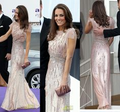 kate middleton - just like her mother-in-law. Honestly, not one current star in Hollywood is as much of a refined lady as she is.
