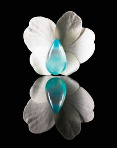 AZURZ Rocks and Minerals. Amazonite. Photo courtesy of Azur Mele. - from Gem and Jewelry Photography: Professional Tips and Advice for Taking Professional-Quality Jewelry Photos