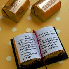 Candy Scriptures – The Sweet Story of Christmas - The Mama's Girls