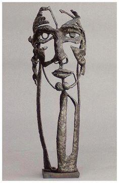Rick Gregg Studio - Sculpture - Print the sulpture yourself - Rick Gregg Studio Metal Sculpture Artists, Steel Sculpture, Abstract Sculpture, Art Sculptures, Contemporary Sculpture, Contemporary Art, Welding Art Projects, Atelier D Art, Metal Welding