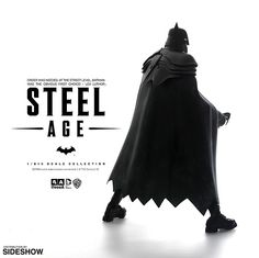 The Batman - Night Sixth Scale Figure by ThreeA Toys is now available at Sideshow.com for fans of DC Comics Batman and robots.
