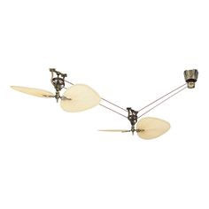 Dixie Belle Verde Green Ceiling Fan With 52 Palm Oil Rubbed Bronze Blades