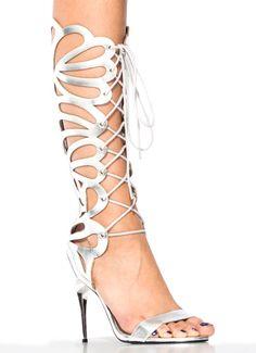 Shine On Gladiator Heels $46.20