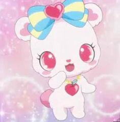 jewelpet characters - rosa