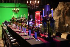 Gothic themed event hosted at The Grounds at Whoa! Studios  #corporateevent #event #business #corporate #auckland #venue #gothic #theme #newzealand #thegroundsnz #thegroundswhoastudios