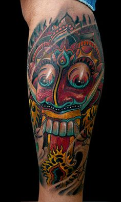 #tattoo by Ael Lim