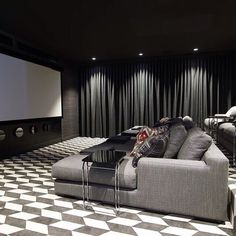 6 Best Modern Theater Rooms Images Theatre Room Home Cinema Room Home Theater Rooms