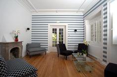 Agridoce Cereja: Decoração preto e branco: Inspirações para sala de estar