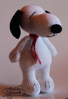 Mesmerizing Crochet an Amigurumi Rabbit Ideas. Lovely Crochet an Amigurumi Rabbit Ideas. Crochet Toys Patterns, Amigurumi Patterns, Crochet Dolls, Knitting Patterns, Snoopy Amigurumi, Amigurumi Doll, Crochet Gratis, Cute Crochet, Simple Crochet