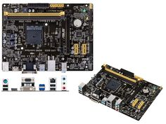 Mother ASUS AM1M-A Socket AM1 Micro ATX