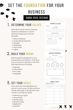 startup page Business Planner Printable Business Planner PDF Business Business Planner, Business Goals, Business Advice, Starting A Business, One Page Business Plan, Small Business Plan Template, Creating A Business Plan, Business School, Diy Business Ideas