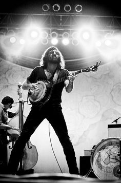 The Avett Brothers,