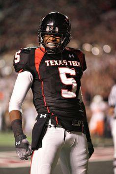 Michael Crabtree Texas Tech
