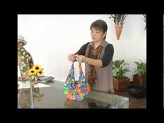 Dica de Artesanato: como fazer bolsas: Furoshiki