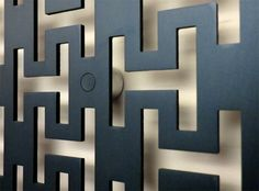 Hermes introduces Module H metallic couture wallpapers that double up as room separators
